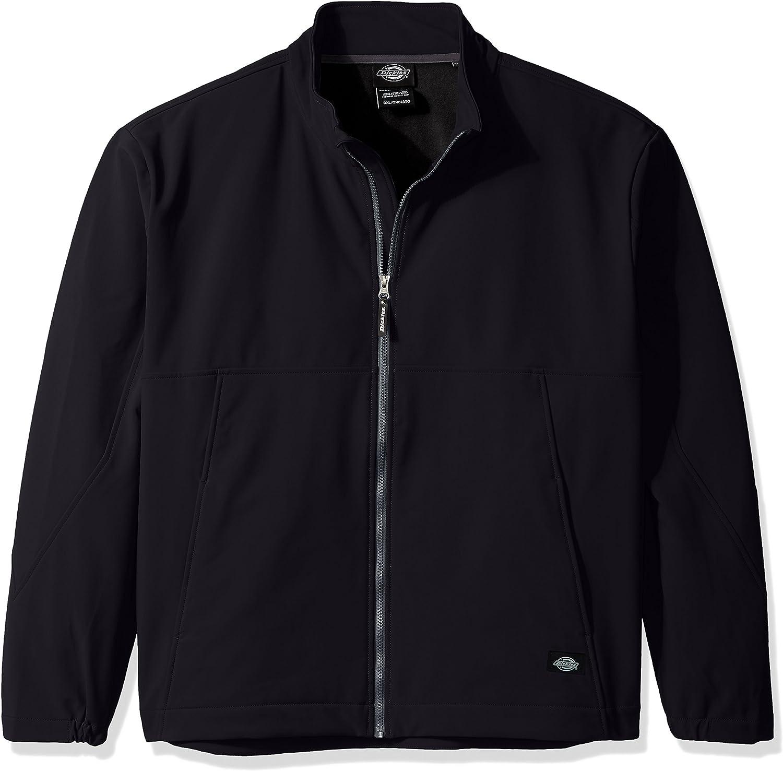 Dickies Men's Performance Flex Softshell Jacket Big