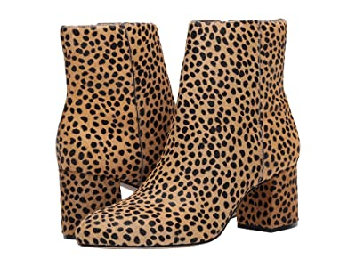 ABLE Celina Ankle Boot (Cheetah Dot) Women