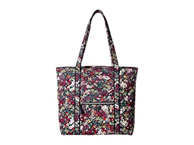 Vera Bradley Vera Tote (Itsy Ditsy) Tote Handbags