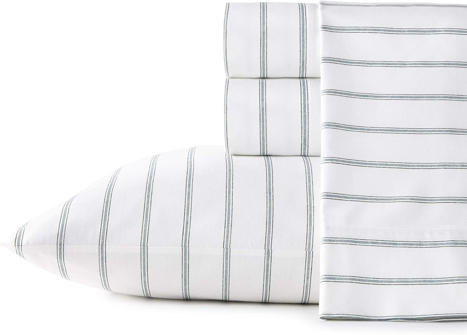 Stone Cottage Sheet Set, Queen, Trenton Stripe
