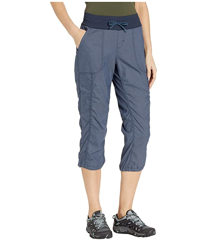 The North Face Aphrodite 2.0 Capris (Urban Navy Heather) Women