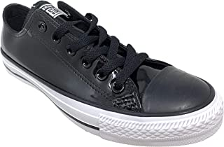 Unisex Chuck Taylor All Star Patent Leather Fashion Sneaker