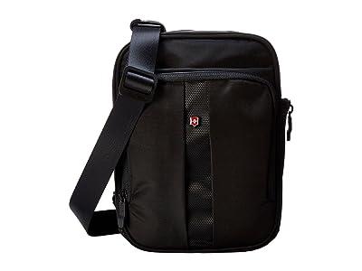 Victorinox Vertical Travel Companion (Black) Bags