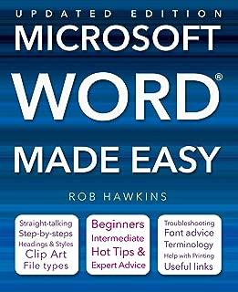 microsoft word made easy