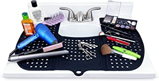 Sink Topper, Foldable Bathroom Sink Cover for Counter Space. A Perfect Makeup mat for Vanity and Bathroom Must Haves. Grea...