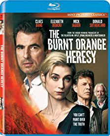 THE BURNT ORANGE HERESY debuts on Blu-ray, DVD and Digital Aug. 25 from Sony Pictures