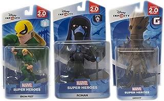 Falcon and Donald Duck Hawkeye Disney Infinity 2.0 Edition Ronan Green Goblin 5 Figures