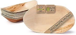 BIOZOYG 5000 Coppette per Salse Marmellata I Vasetti Mini 30 ml Rotondi Bianchi I Bicchierini Degustazione Feste Coppette di Carta con Rivestimento Organico 100/% biodegradabili Finger-Food
