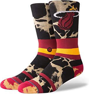 Stance Men's Heat Acid Wash Socks