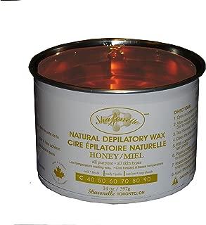 all natural spa wax