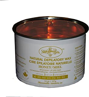 Best sharonelle natural depilatory wax Reviews
