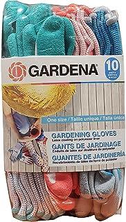 Gardena レディースガーデン手袋 10双セット