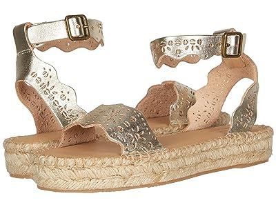 Soludos Cadiz Wave Sandal (Platinum) Women