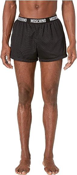 Mesh Swim Shorts