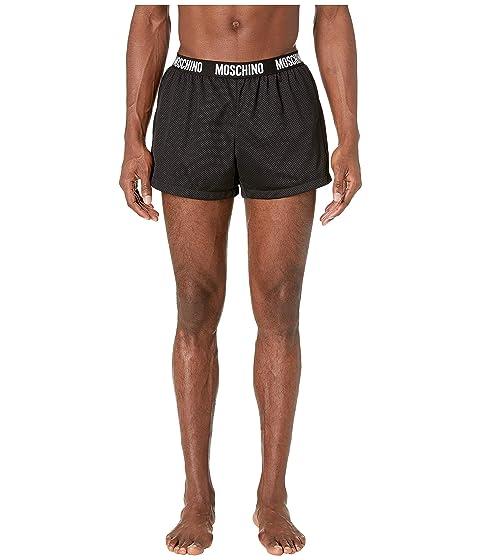 Moschino Mesh Swim Shorts