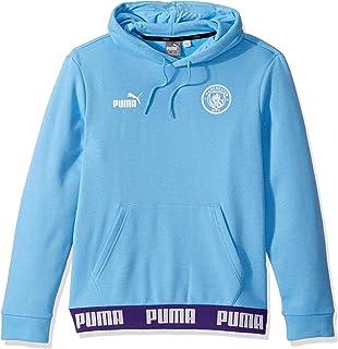 PUMA Manchester City MCFC - Sudadera con Capucha Sudadera co