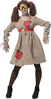 Best burlap voodoo doll women's costume Reviews