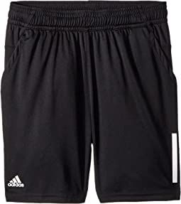 adidas Kids - 3-Stripes Club Shorts (Little Kids/Big Kids)