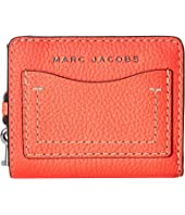 Marc Jacobs - The Grind T-Pocket Mini Compact Wallet