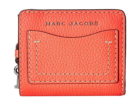 Marc Jacobs The Grind T-Pocket Mini Compact Wallet