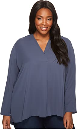 Plus Size Majestic Matte Shirt