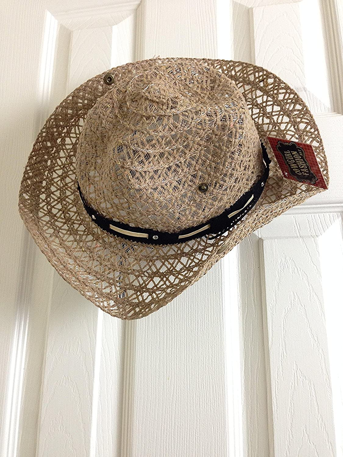 Cowgirl Fashion Hat(Variety of color)