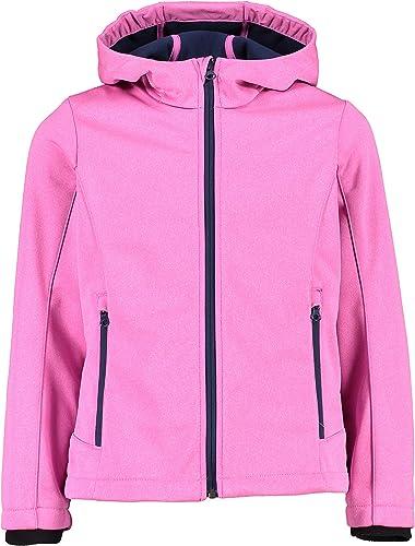 CMP Chaqueta Softshell Con Tecnología Climaprotect Shell Jacket Niñas