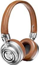 Master & Dynamic MH30 Foldable Premium Leather On-Ear Headphones with Superior Sound Quality and Highest Level of Design – Brown Leather