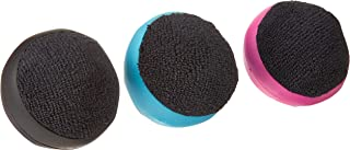 Awesome Screen TF Screen Cleaning Ball, Dual Action Microfiber, for Touch Screen Smart Phone/Tablet/Laptop, Pack of 3, by