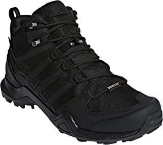 adidas outdoor Terrex Swift R2 Mid GTX Mens Hiking Boot Black Black Black 56f059475