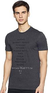 United Colors of Beneton Men's Printed T-Shirt
