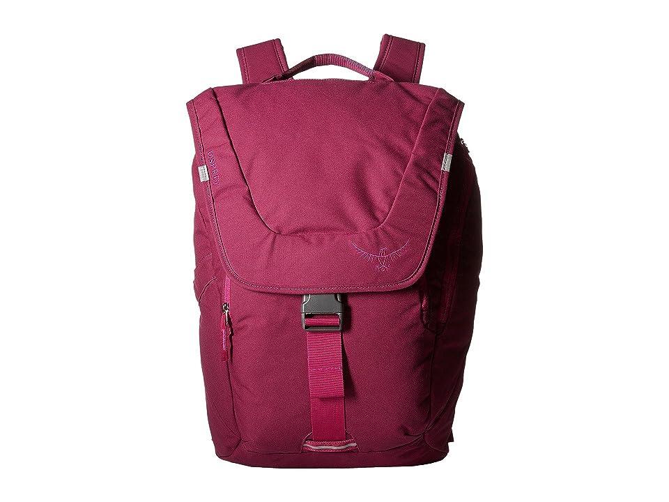 Osprey FlapJill Pack (Dark Magenta) Backpack Bags