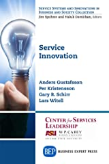 Service Innovation Kindle Edition