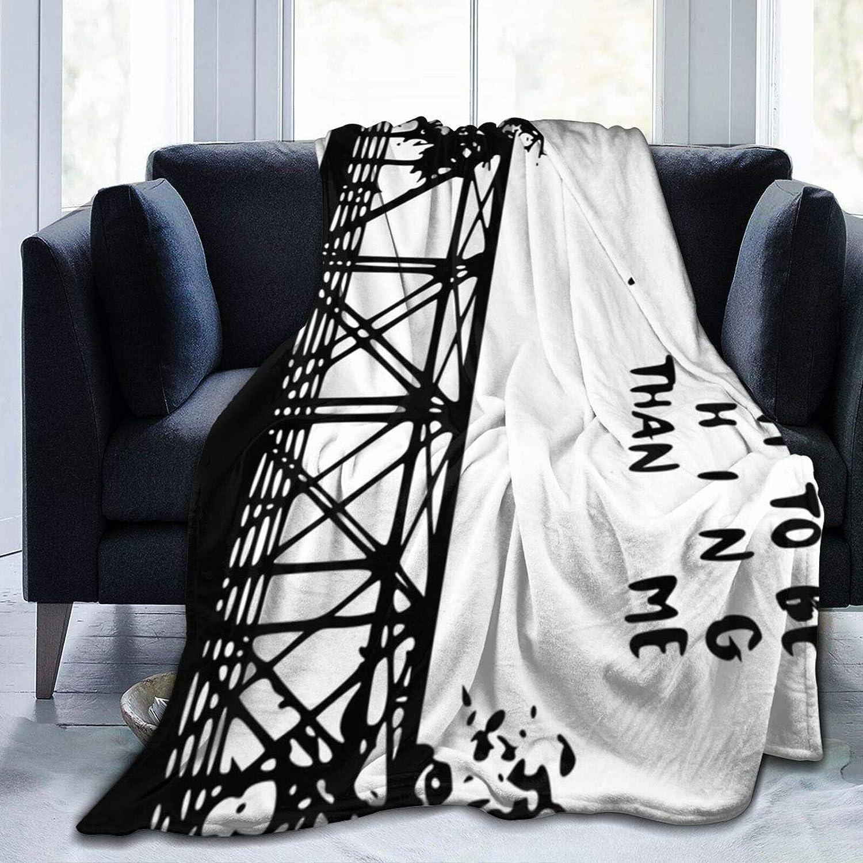 One Tree Hill- Bridge Ultra-Soft Thr Flannel 超激得SALE Lightweight Blanket おすすめ