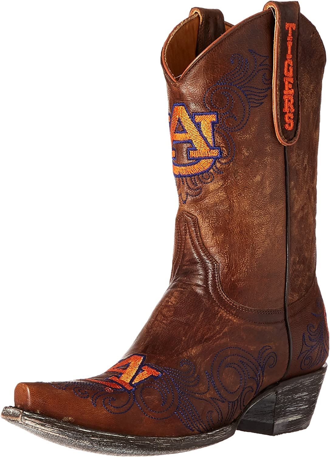 NCAA Auburn Tigers Women's 10-Inch Gameday Boots