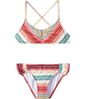 Billabong Kids - Surfin' Billa Tali Set (Little Kids/Big Kids)
