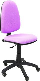 Piquera y Crespo 04CP Chaise de Bureau Ergonomique avec mécanisme de Contact Permanent, réglable en Hauteur avec Roues pou...