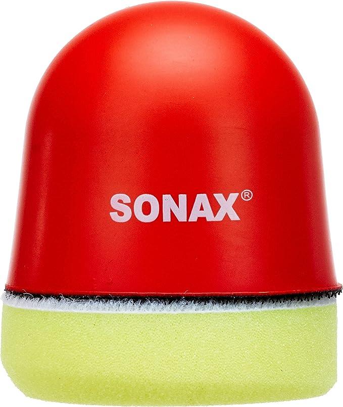 1257 opinioni per SONAX P-BALL (1 pezzo)- spugna per lucidatura manuale ergonomica. Facilità di