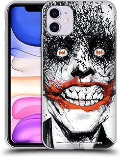 Official Batman DC Comics Detective Comics 880 Famous Comic Book Covers Soft Gel Case Compatible for iPhone 11