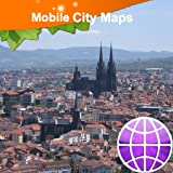 Clermont-Ferrand Street Map