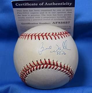 BERNIE WILLIAMS PSA DNA Coa Autograph Hand Signed 1996 World Series Baseball