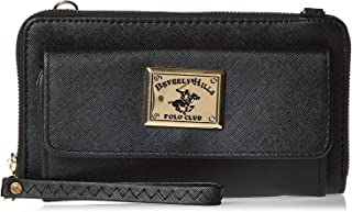 Beverly Hills Polo Club Womens Bhpc-wristlet Wallet Bag Wristlet Bag