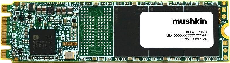 Mushkin Source M.2 – 1TB SATA-III M.2 (2280) – 6Gb/s – Internal Solid State Drive (SSD) – 3D TLC – (MKNSSDSR1TB-D8)