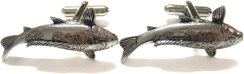 Koi Fish Cufflinks