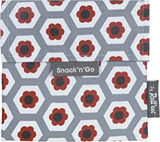 Snack'n'Go Tiles Series - Born, is a foodwrap & ecofriendlywrap, reusablefoodwrap or ecowrap to wrap for food