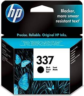 HP C9364EE 337 Cartucho de Tinta Original, 1 unidad, negro