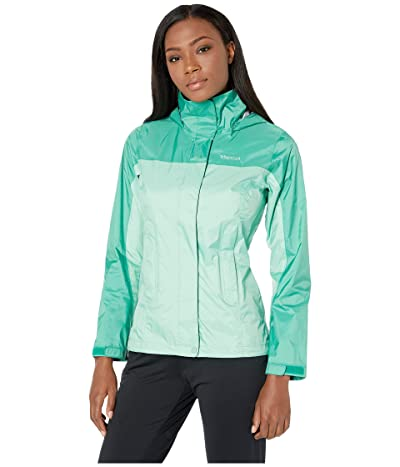 Marmot PreCip(r) Eco Jacket (Double Mint/Verde) Women