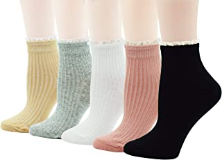 Best womens lace top socks Reviews