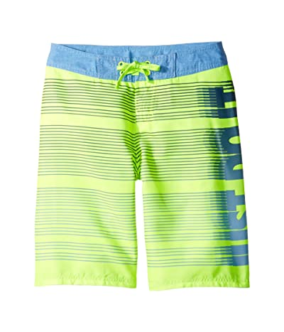 Nike Kids 9 JDI Drift Boardshorts (Little Kids/Big Kids) (Volt Glow) Boy