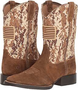 Ariat Kids - Patriot Antique (Toddler/Little Kid/Big Kid)